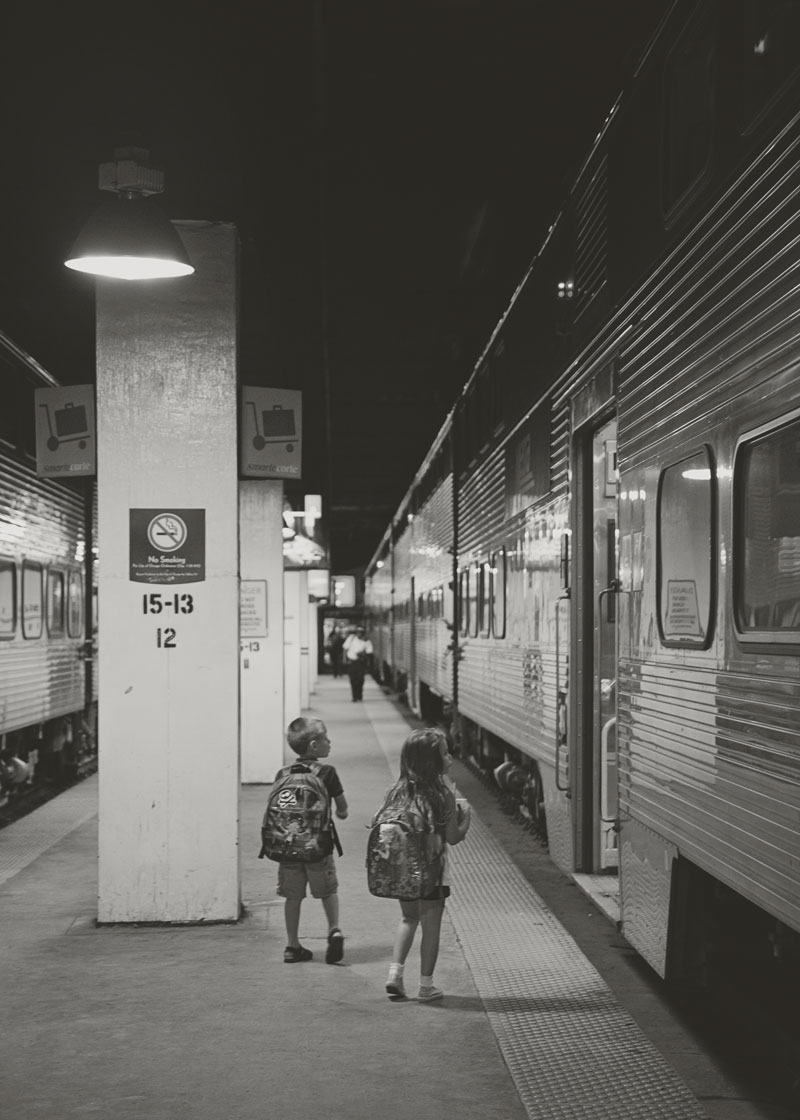 Union-Station-Train-Twins